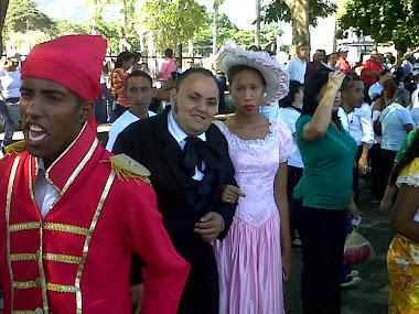 Desfile en homenaje al Gral. Domingo Montes 1 -11-2011
