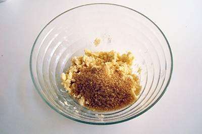 Crumble di pere e cioccolato 5