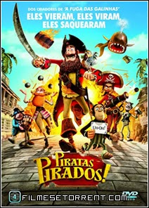 Piratas Pirados Torrent Dual Audio