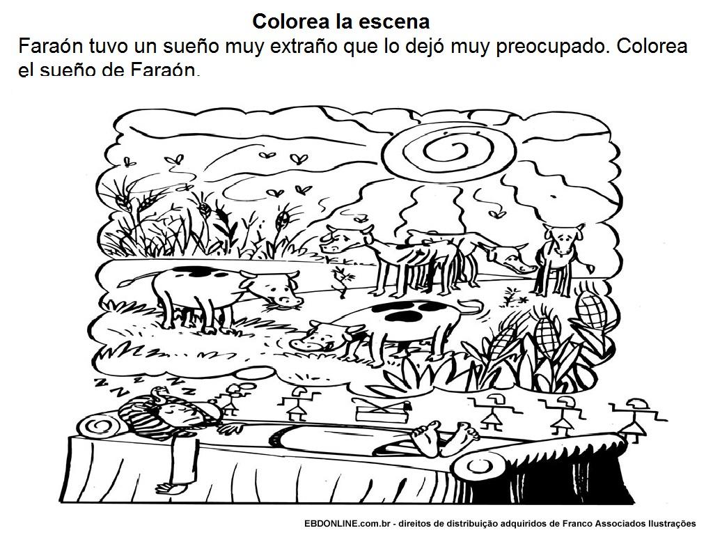 Famoso Nube De Sueños Para Colorear Página Galería - Enmarcado Para ...