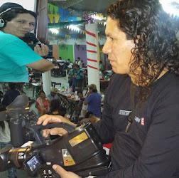 MARCOS RUEDA  LA MOVIDA 69  POR LA 91.5 FM LA VOZ DEL INTERIOR EL CARRIL SALTA
