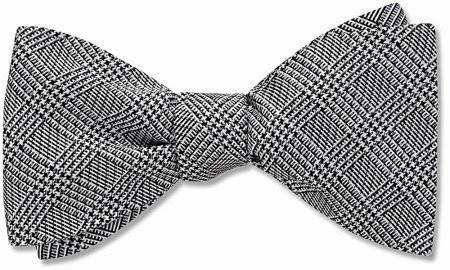 Broad Street bow tie from Beau Ties Ltd.