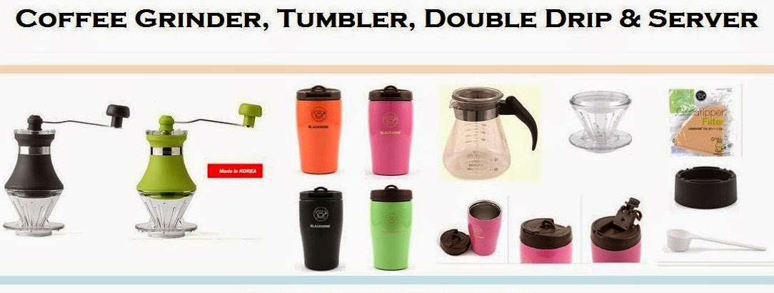 Coffee Grinders :  Click here !!