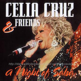 cd Celia Cruz  Friends and night of salsa Celia_Cruz_&_Friends-A_Night_Of_Salsa-Frontal