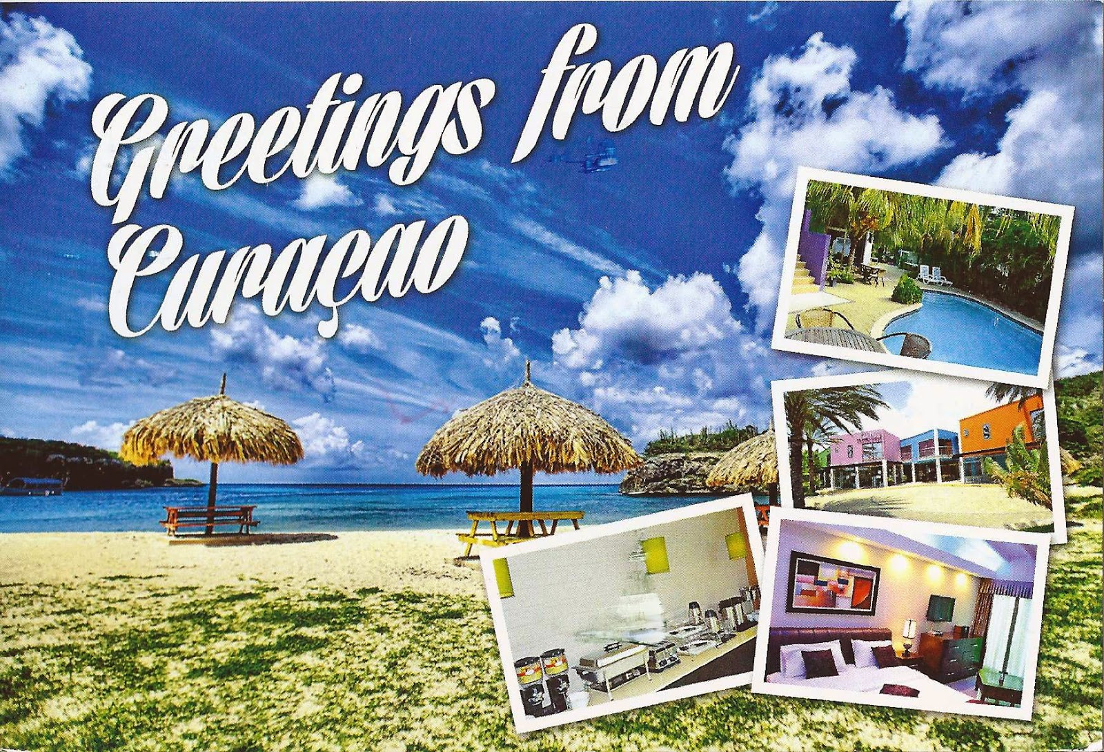 A Journey Of Postcards Greetings From Curacao A Postcard From The