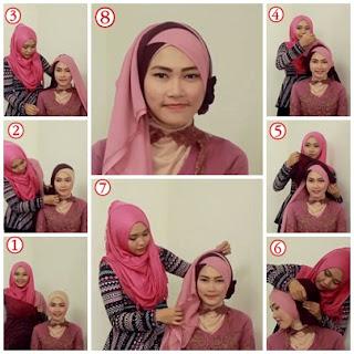Tips Memilih Model Hijab Untuk Acara Wisuda Terbaru 2016