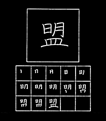 kanji aliansi