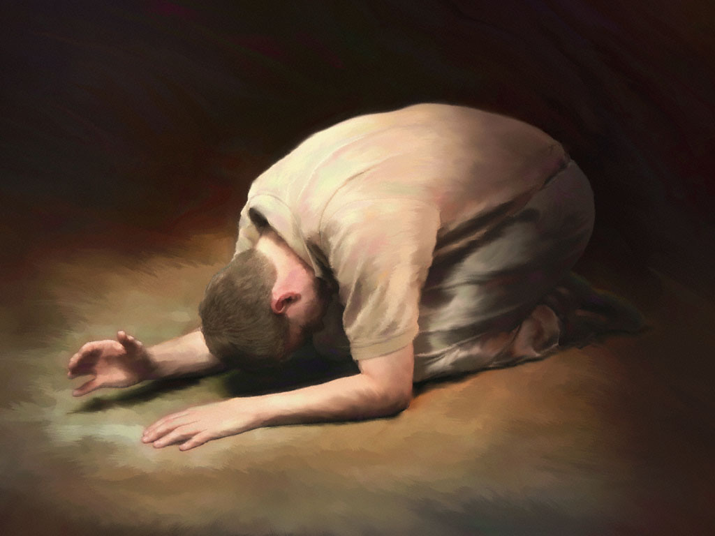 The Mercy of God - Indeed, I cried from my place of dark death, and the LORD in His great mercy and love, brought me into the glorious sonship He prepared for His family.