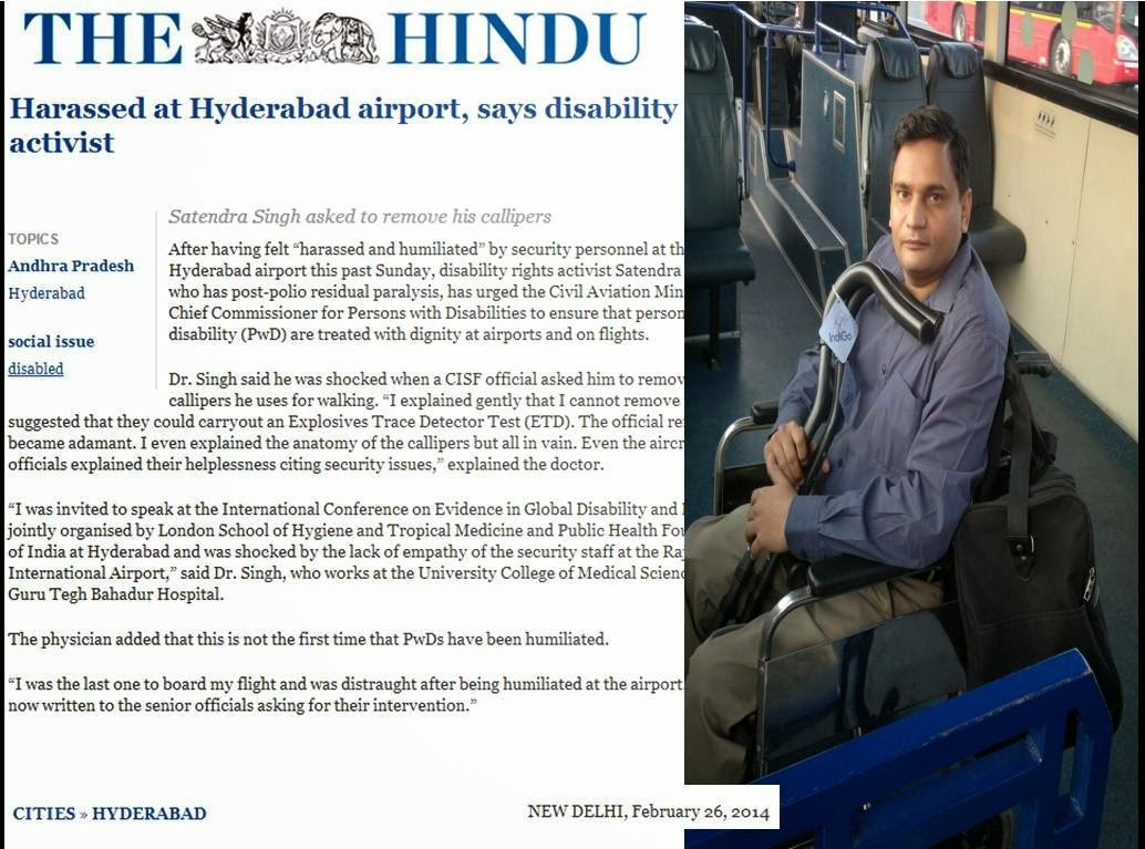 Dr Satendra Singh's fight against discrimination