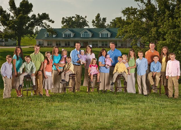 the duggars 2011. The Duggar Family: May 2011
