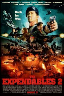 Vizioneaza The Expendables 2 (2012)