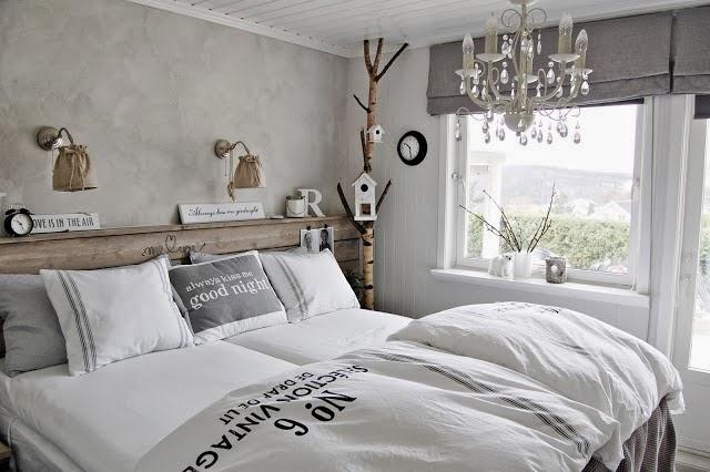Ideas para hacer un dormitorio n rdico - Dormitorios estilo nordico ...