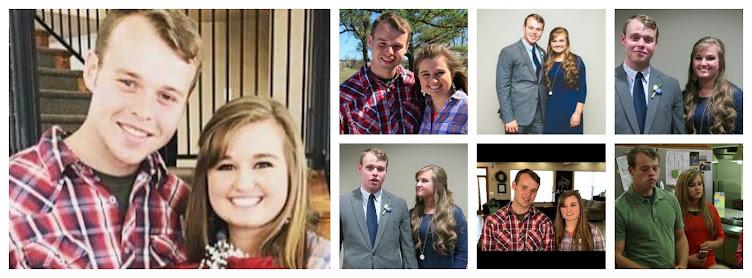 Joseph and Kendra Duggar family blog
