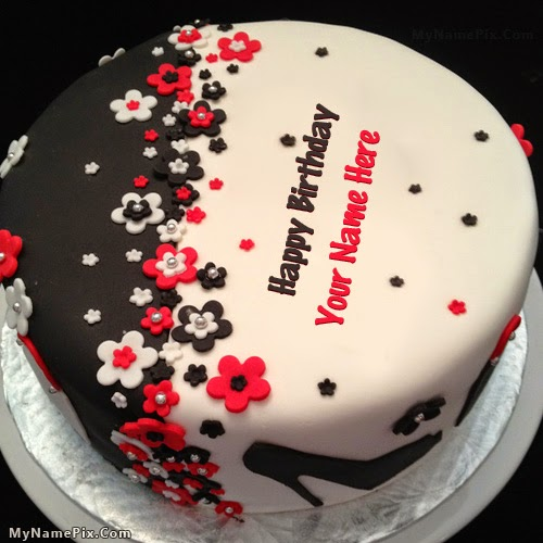 Images Of Birthday Cake For Friend : Birthday Wishes For Friends Cake With Name   Birthday Wishes