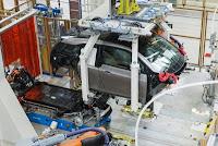 Inceput oficial de productie pentru BMW i3