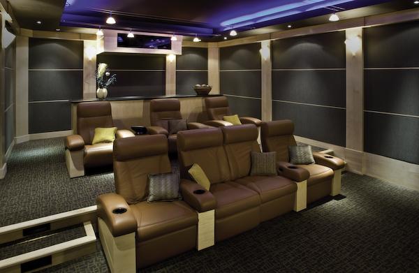Home Theater Designs Interior Design Ideas