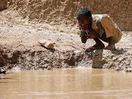 agua no potable
