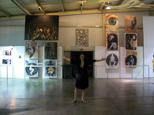 Exposicion Muros