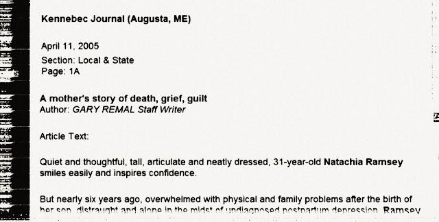 postpartum psychosis story, Natachia barlow ramsey, surviving, postpartum psychosis, death grief guilt
