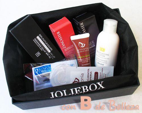 Caja JolieBox de Enero