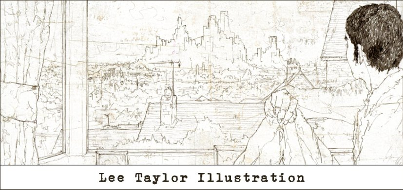 Lee Taylor Illustration