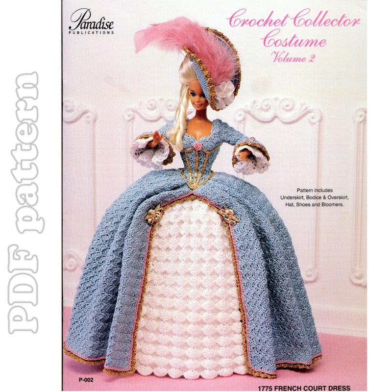 Looking for knit or crochet patterns for Barbie and