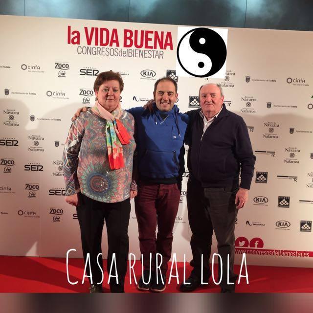 CASA RURAL LOLA (Almonacid De la Sierra,Zaragoza)