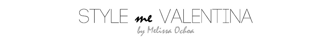 Valentina / Mexican Fashion Blog