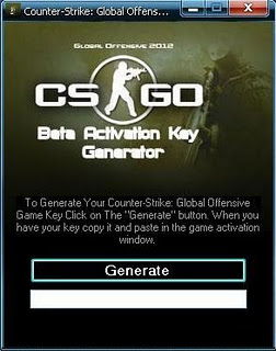 Counter Strike Global Offensive Beta Key Generator