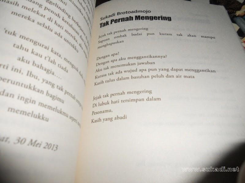 Harmoni: Antologi Puisi Warung Blogger