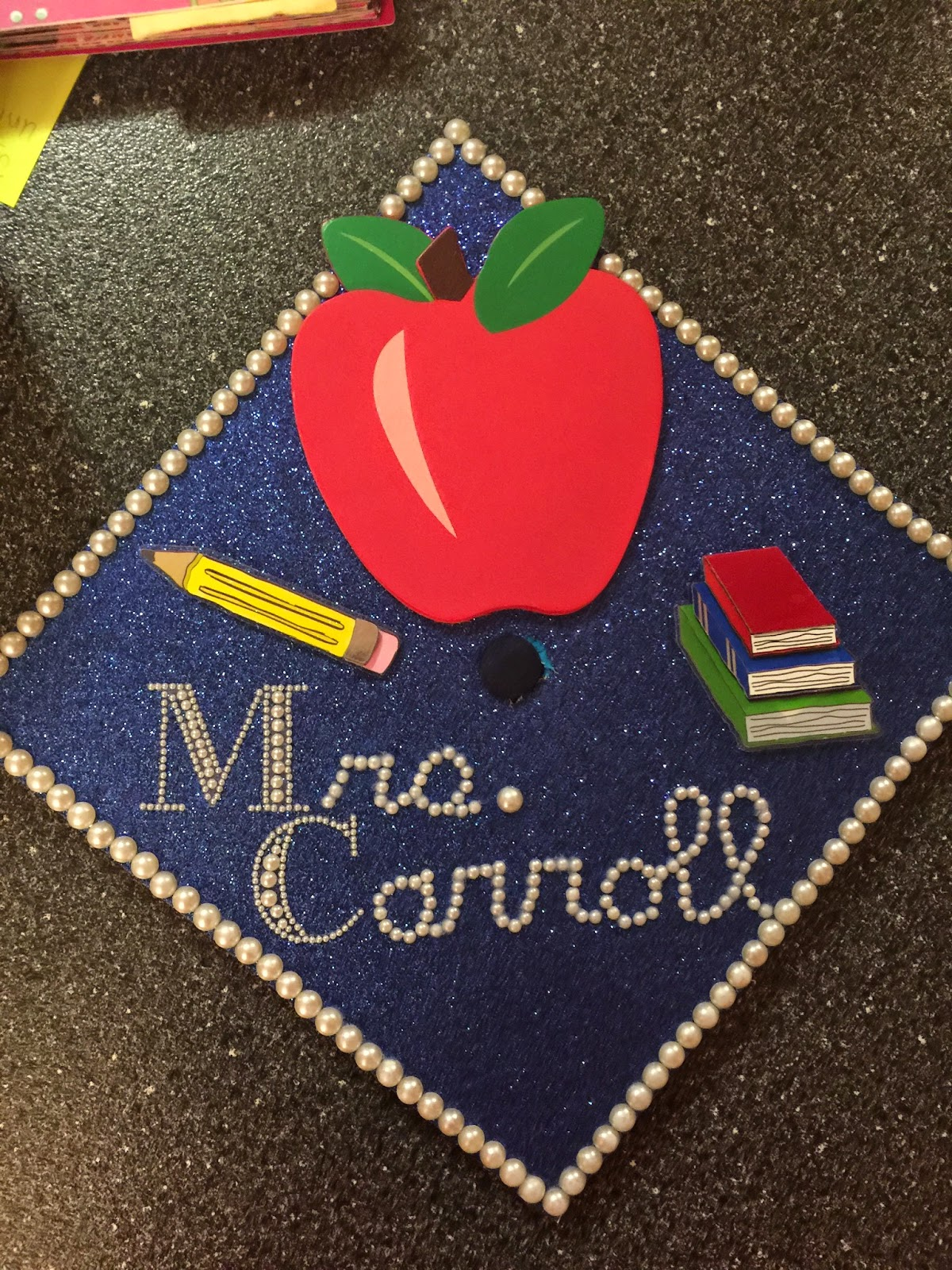 Teaching in a Small Town My Teacher Graduation Cap