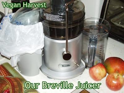 Our Breville Juicer
