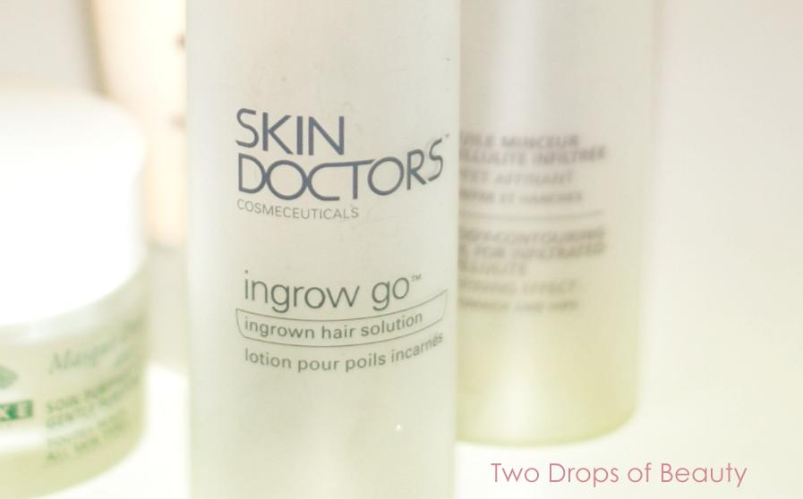 Тоник от вростания волос после депиляции от Skin Doctor - Ingrow Go