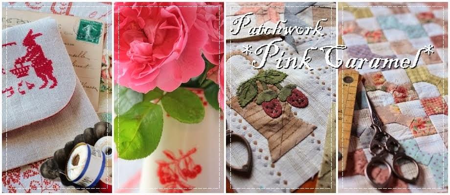 Patchwork *Pink Caramel*