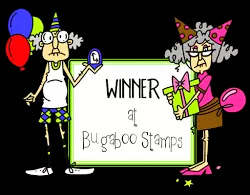 Bugaboo Winner August Bingo 2013