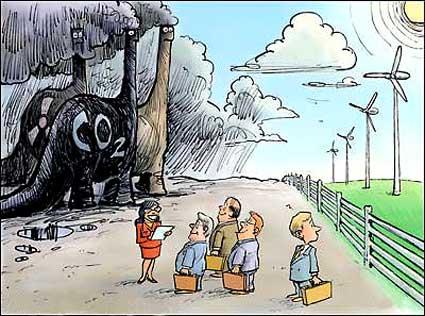 أضرار التّلوُّث البيئيّ