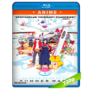 Summer Wars (2009) BRRip 720p Audio Dual Latino-Japones