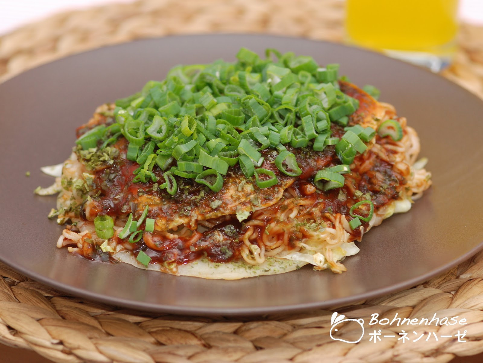 ... osaka style okonomiyaki is the hiroshima style okonomiyaki it is a bit