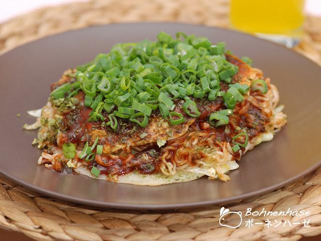 ... osaka style okonomiyaki is the hiroshima style okonomiyaki it is a bit