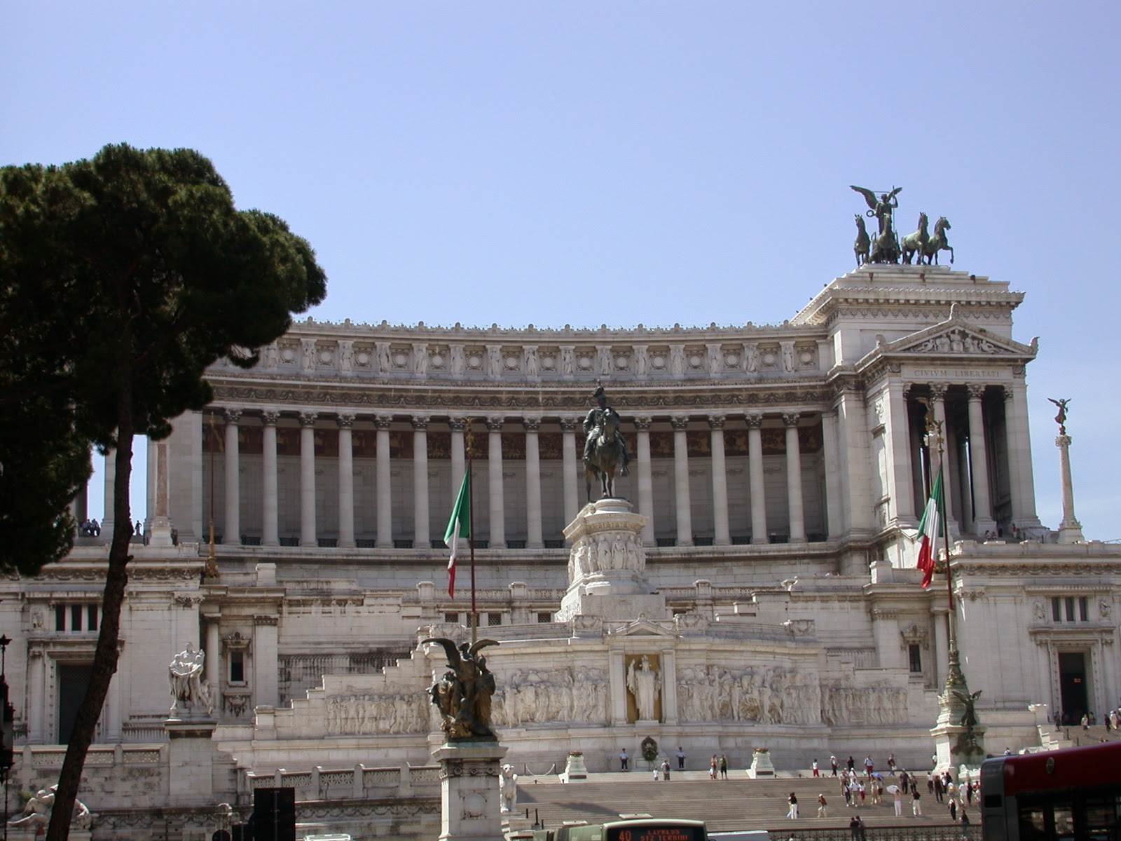 Trips to Rome from Villa la Paiola