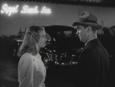 Alan Ladd and Veronica Lake - The Blue Dahlia 01