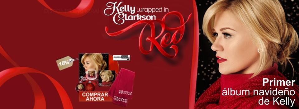 NUEVO ALBUM NAVIDEñO DE KELLY!!