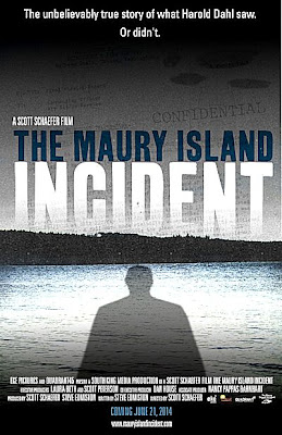 Maury Island Incident (Movie Poster)