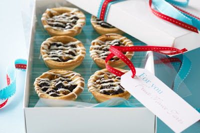Fruit mince tartlets Recipe