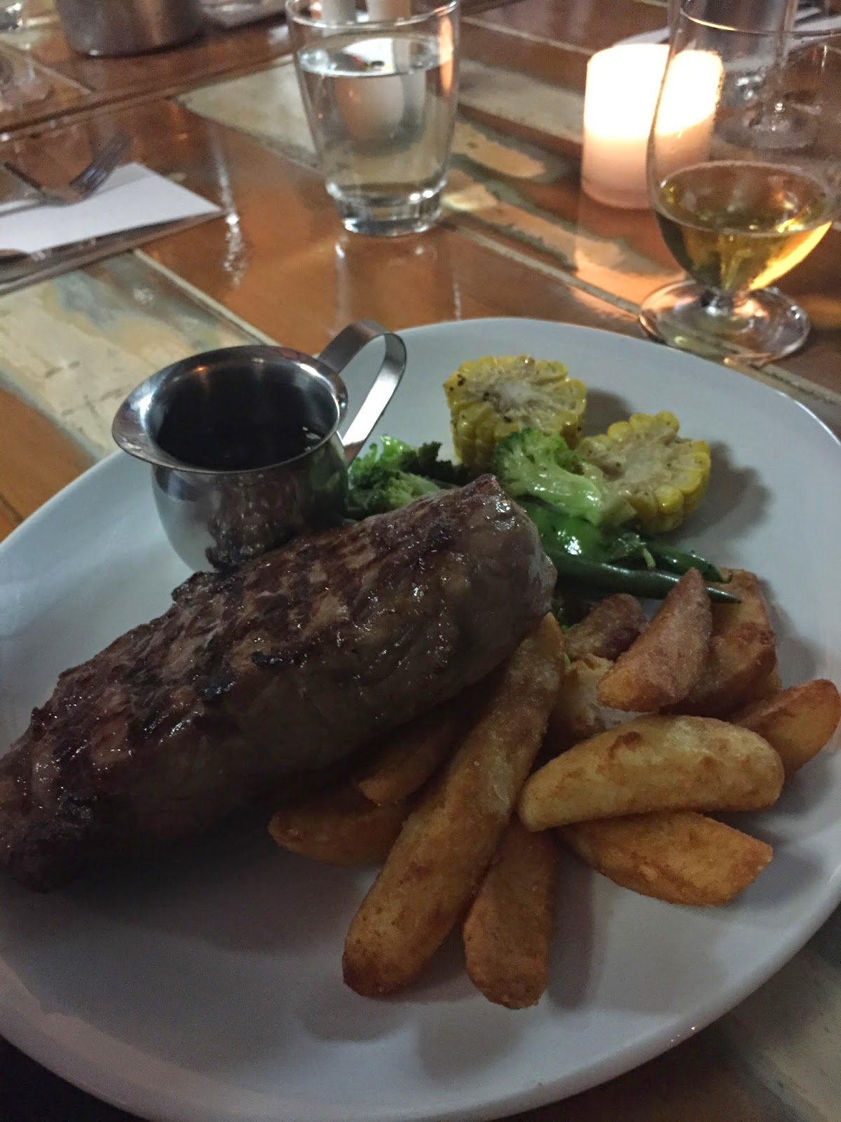 Rib Eye London Porterhouse Cassie Cakes