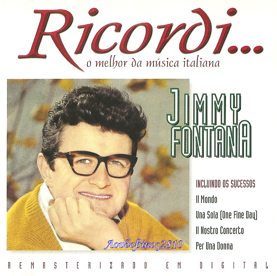 Jimmy Fontana Jimmy Fontana