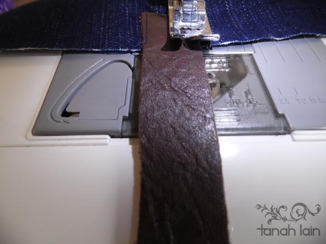 Cómo hacer una cartera de tela