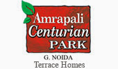 Amrapali Terrace Homes by Centurian Park