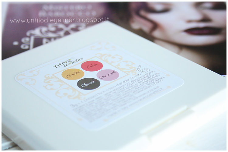 Preview & Swatch: Neve Cosmetics - Mistero Barocco