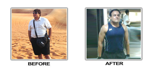 Anish used lishou slimming capsule Lost 84 Pounds